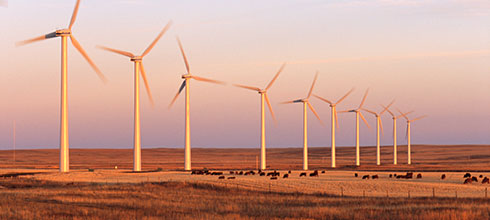 McBride Lake Wind Farm