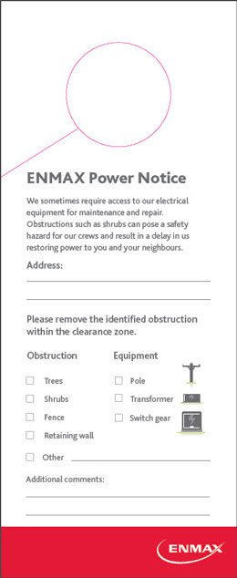 Electrical Equipment Clearance Zones