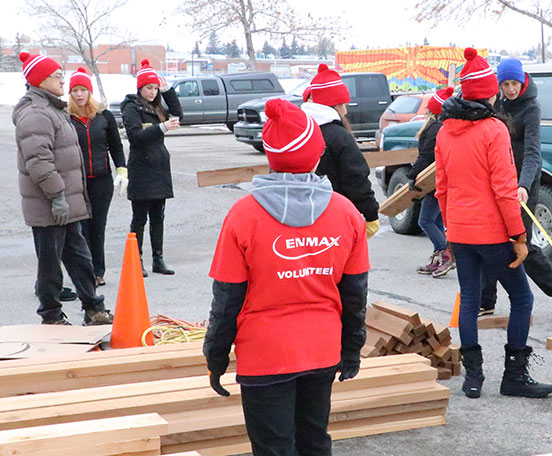 ENMAX helping communities