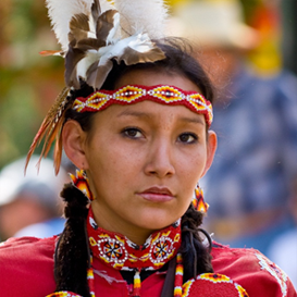 First Nations princess