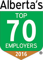 Alberta's Top 70 Employers 2016